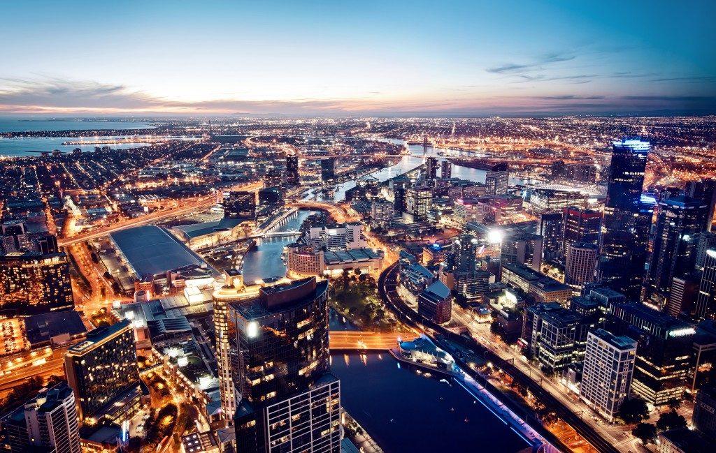 Melbourne Australia Spots
