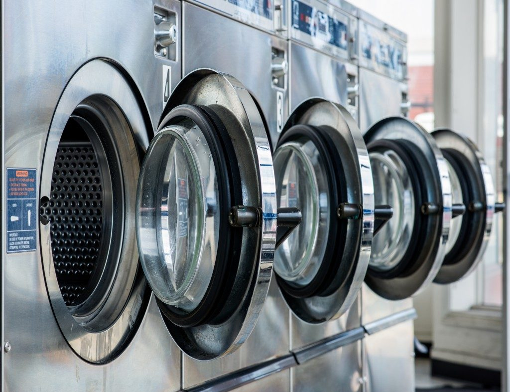 Stainless washing machines