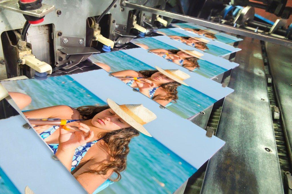 printing multiple photos