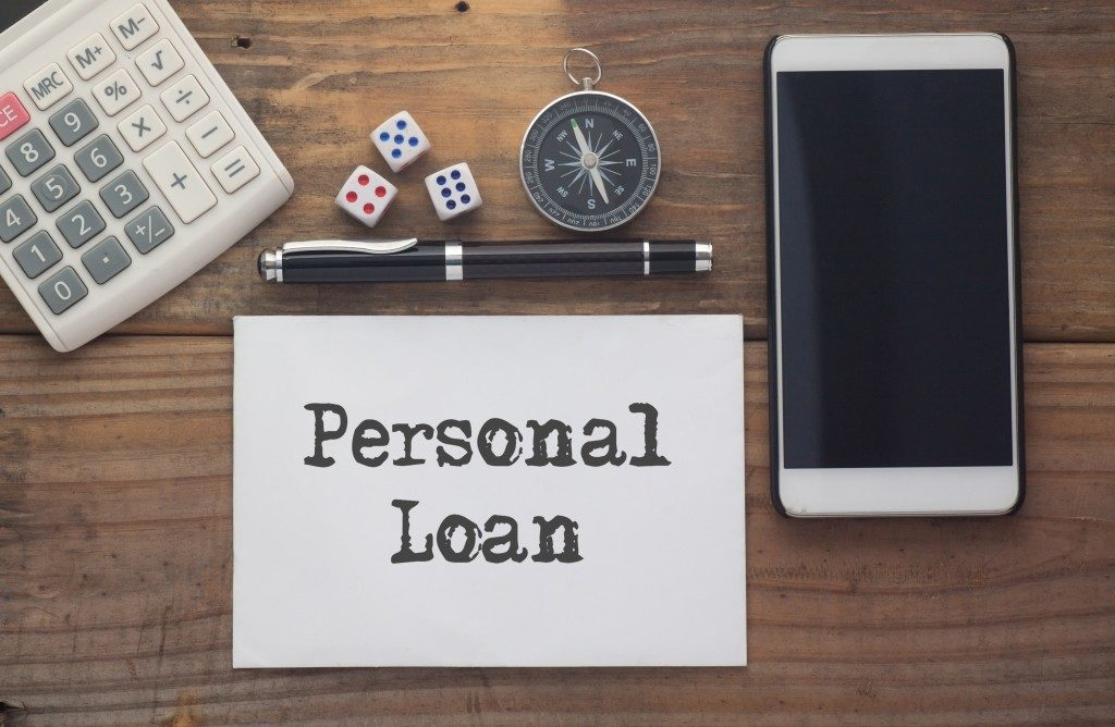 personal loan planning