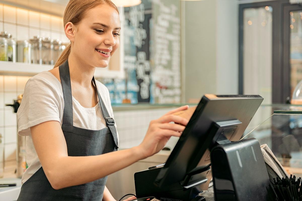 Cashier POS system