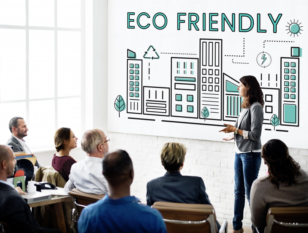 discussion on eco friendliness