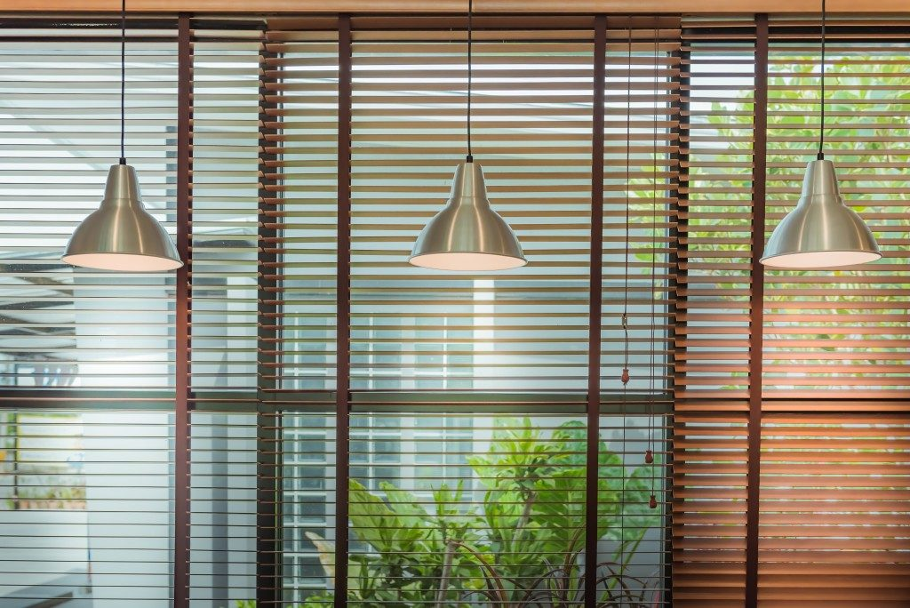 home windows in blinds